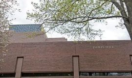 Jadwin Hall Princeton University