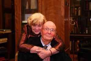 Judith and William Scheide. Photo: Kevin Birch.