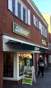Subway Witherspoon