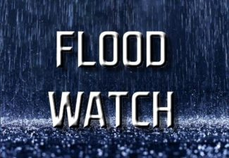 Flash flood and severe thunderstorm watches in effect