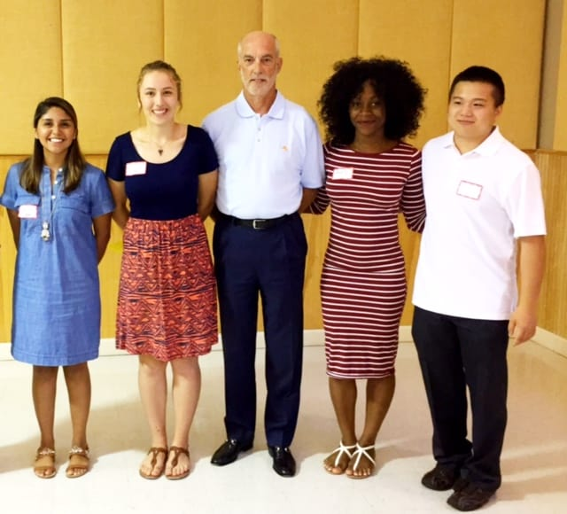 Princeton Community Village Scholarship Winners