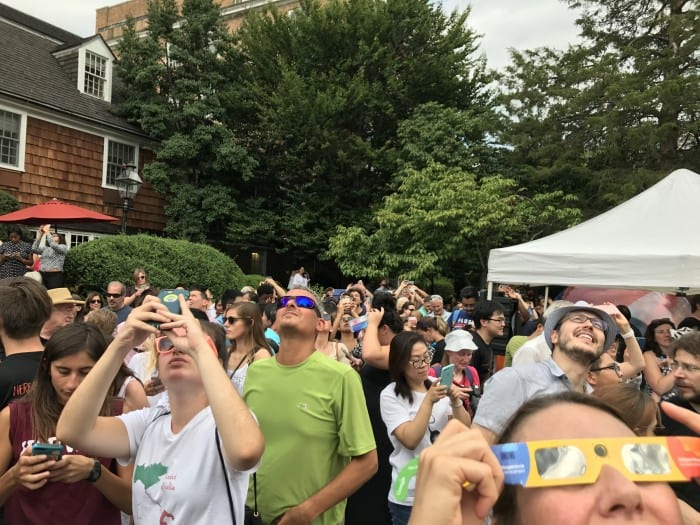Princeton area eclipse photos (updated)
