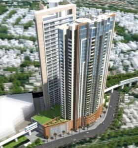 Mantri Centrium 3 Amp 4 Bedroom Apartments Bangalore