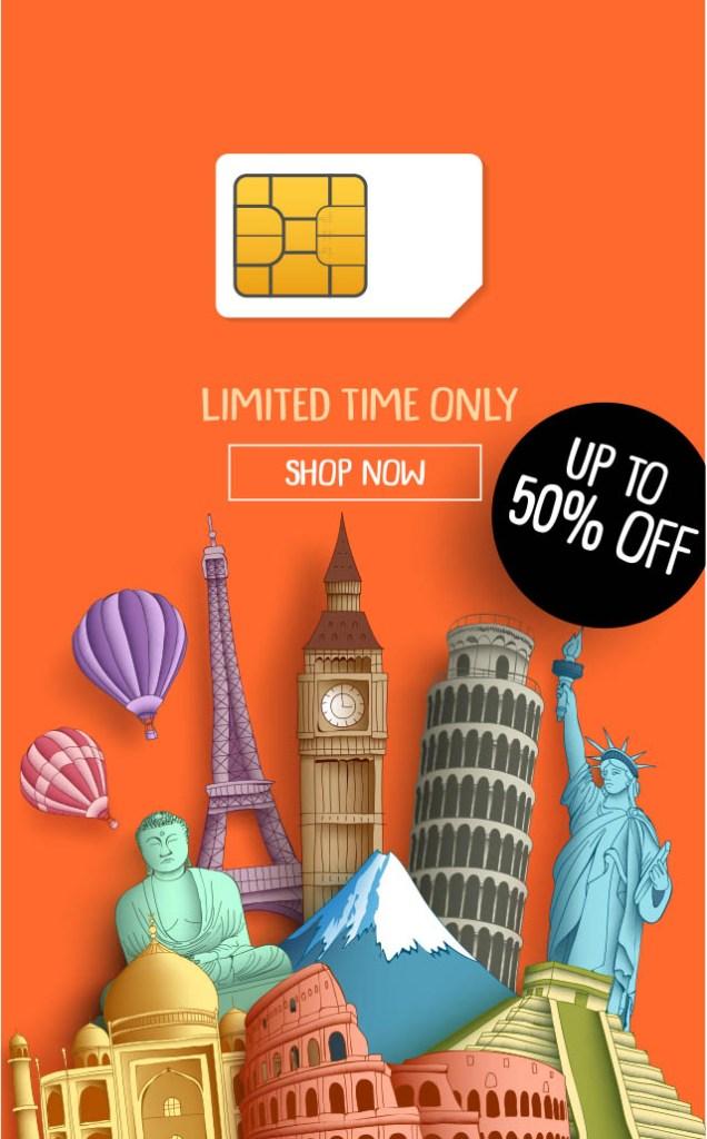 Europe SIM Card India
