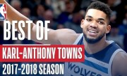 Best of Karl-Anthony Towns | 2017-2018 NBA Season