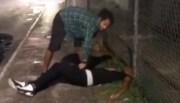 Karma Is A B*tch: Jamaican Man Beats The Ish Out Of The Guy Who Robbed Him!