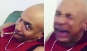 Orlando Brown Loses His Mind After Hitting A Wax Pen!