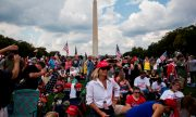USA: Dozens of Trump supporters attend 'Mother of All Rallies'