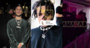 Russ & His Crew Jump Smokepurpp In Germany For Calling Him A B*tch & Using His Sister As His Instagram Profile Picture!