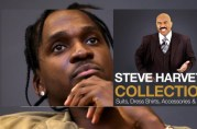 """Who's This Broke Azz Boy"": Steve Harvey Claps Back At Pusha T Over Suit Diss + Drops Freestyle"