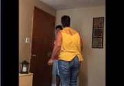 Lol: Son Tricks Mom Into Thinking They're Being Raided By Cops!