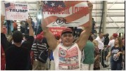 Video Shows Pipe Bomb Suspect 'Cesar Sayoc' At Trump Rally!
