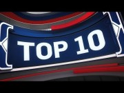 Top 10 Plays of the Night   October 17, 2018