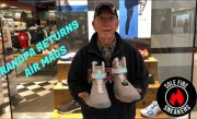 GRANDPA RETURNS NIKE AIR MAGS