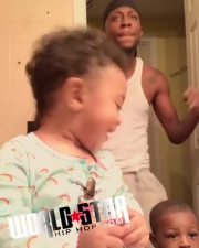 She Too Cute: Dude Turned All The Way Up And Had Lil Mama Shook!
