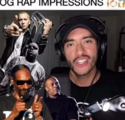 Killed It Or Nah? Guy Does OG Rap Impressions.. Not Only Their Voices But Matched Their Flows Too!
