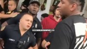 Doing Too Much? Angry Miami Cops Are Out Here Shoving People!