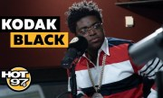 Things Get Awkward & Kodak Black Walks Out Of The Interview