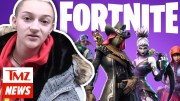 Backpack Kid Sues Fortnite Creator Over The Floss Dance | TMZ NEWSROOM TODAY
