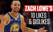 Steph Curry spoiling fans among Zach Lowe's likes this week | NBA on ESPN