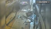 Went All Out: Australian Robbery Suspects Use An Excavator To Break Into A Bank!