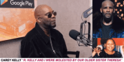 R. Kelly's Brother Says They Were Sexually Molested By Their Sister!