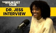 Dr. Jessica Clemons Discusses Mental Health, Working Through Anxiety, Depression + More