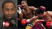 Stephen A. Calls Out Adrien Broner For Saying He Beat Manny Pacquiao!