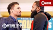 ALL ACCESS PAC BRONER EPISODE 1 REVIEW! CAN AB END PACMAN? FLOYD RETURNING? SHOWTIME ANYTIME APP?