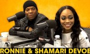 Ronnie & Shamari DeVoe On Maintaining Their Marriage, Open Relationships, RHOA + More