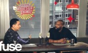 What's Ur Thing: NBA All-Star And DJ Baron Davis Talks Mixing Beats With Shaq and New Fuse Series