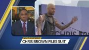 Chris Brown Files Defamation Lawsuit Against Rape Accuser!