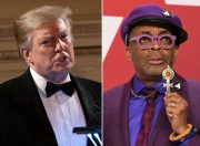 "President Trump Calls Spike Lee ""Racist"" Following His Oscar Speech!"