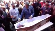 Finessing People: South African Pastor 'Raises' Man From The Dead!