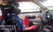 How This Professional Competitive Drifter Drives With His Feet