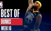 NBA's Best Dunks | Week 16