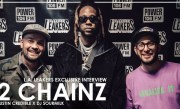 2 Chainz on Chaining Lebron James, Creating 'Rap or Go to the League' & More