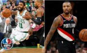 Damian Lillard scores 33 points as Trail Blazers hand Celtics 4th straight loss | NBA Highlights