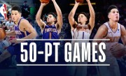 Devin Booker's HISTORIC Back To Back 50-Point Performances