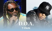 "How T-Pain Reacted To Jay-Z's ""Death of Auto Tune"" 