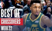 NBA's Best Crossovers | Week 22