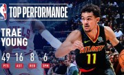 Trae Young's HISTORIC 49 Point 16 Assist Performance | March 1, 2019
