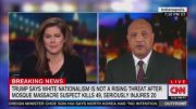 """CNN's Erin Burnett Says Trump's """"Invasion"""" Warning After New Zealand Killings Is Just White Supremacy!"""