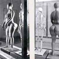 Powerful: The Story Of Sara Baartman, A South African Woman Exhibited As Freak Show Attraction In 19th-Century Europe Due To Her Large Buttocks!