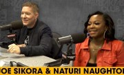 Joseph Sikora & Naturi Naughton Talk 'Power' Season 6, Breaking Character, Spin-offs + More