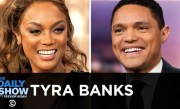 Tyra Banks – Sports Illustrated 22 Years Later | The Daily Show