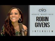 "Robin Givens Has A Spicy New TV Drama & Reveals She Has No Interest In Watching The New ""Boomerang"""