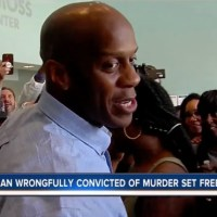 Oklahoma Man Freed After Serving 28 Years For Murder He Didn't Commit, Eligible For Up To $175,000 In Compensation!