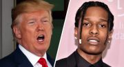 President Trump Says He Is Seeking The Release Of A$AP Rocky At Melania's Request!