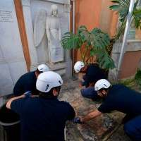 Whoa: Thousands Of Bones Discovered At The Vatican As Forensics Team Searches For Missing Teen!